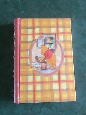 Winnie The Pooh Address Book