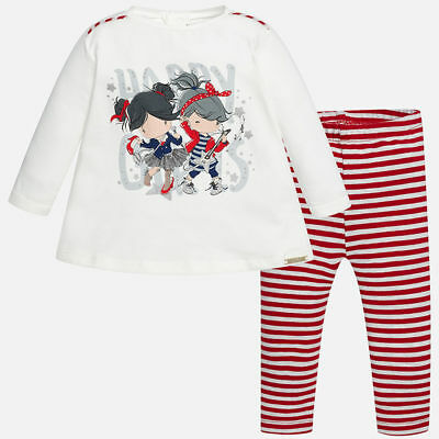 Mayoral girls top and leggings set 2770 24 months