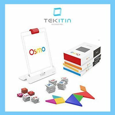 Osmo Genius Kit w/ Base & Mirror Kids Education Tool suitable for Apple iPad