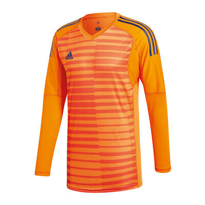 adidas AdiPro 18 Torwarttrikot lang Kids Orange