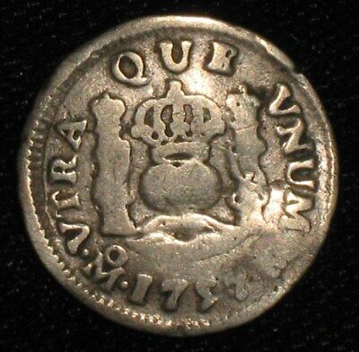 1757, 1 Real from Mexico.  No Reserve!