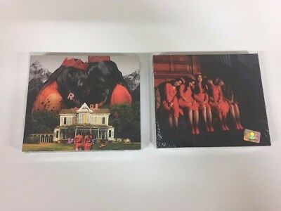 Red Velvet 2Nd Album - Perfect Velvet Cd + Poster 1Ea + Photocard + Photobook