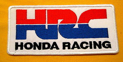 HRC Honda Racing Corporation Japan Moto GP Motocross Grand Prix Aufnäher/bügler