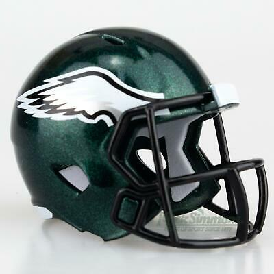 NEW Philadelphia Eagles NFL Riddell Pocket Size Speed Helmet