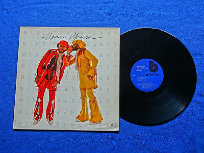Alphonse Mouzon - Mind Transplant  M-Vg+ Blue Note Rec.-Usa - 1975
