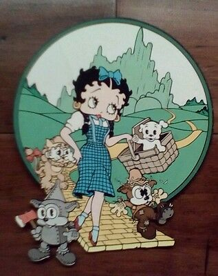 Betty Boop Wonderful Boop of Oz Magnet