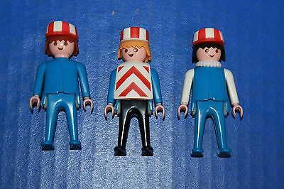 Playmobil Replacement Parts Figures 3 Construction Workers