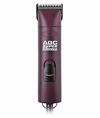 Andis AGC2 ProClip Super 2-Speed 120V Detachable Blade Clipper, Animal Grooming