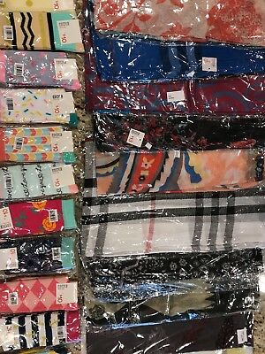 Lot of Women's Socks and Scarves