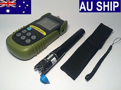 Fiber Optical Power Meter PON & 1MW Visual fault locator, NBN, Not a pit key n