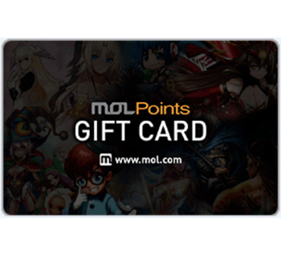 MOLPoints eGift Card $10 $20 $50 or $100 - Fast Email Delivery