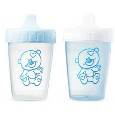 Dymples 2 Pack Sproof Cups - Assorted