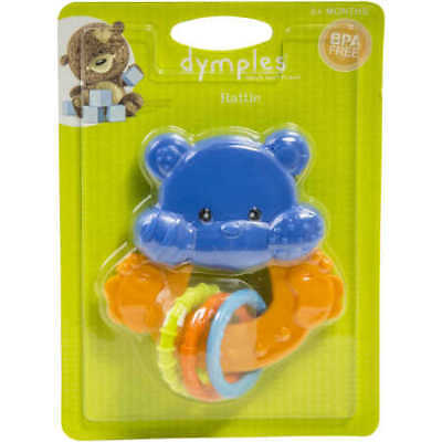 Dymples Rattle Teether