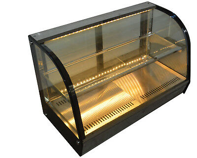 Cake Pie Display Case Insulation Type Desert Showcase Bakery Display Cabinet New