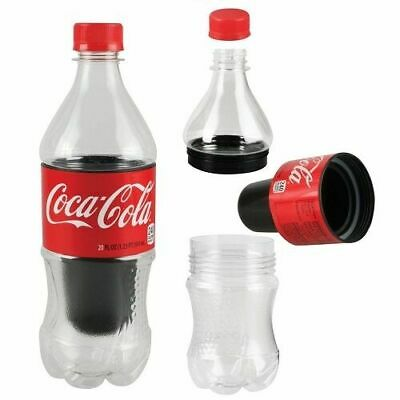 SOFT DRINK Bottle Secret Stash Diversion SAFE Hidden Compartment Secret storage