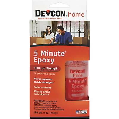 Devcon Quick Repair 5 Minute Epoxy 1500 PSI Strength 9 Oz 20945