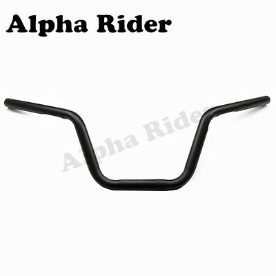 "1"" Drag Handlebar Narrow Ape Hanger Bend for Harley Touring Sporster 883 1200"