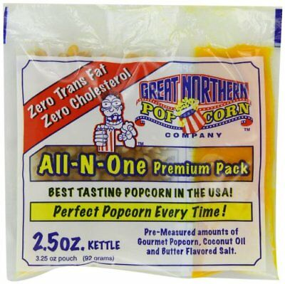 Great Northern Popcorn, 2.5-Ounce Portion Packs (Pack of 24)