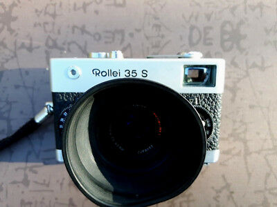 ROLLEI 35 S Made by Rollei Singapore SONAR 2,8 /40