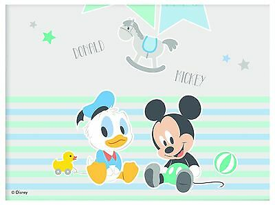 Disney Infant Mickey Mouse Plastic Tablecover Birthday Party Tableware Supplies
