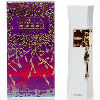 Justin Bieber The Key Eau de Parfum 100ml, 1er Pack (1 x 100 ml)