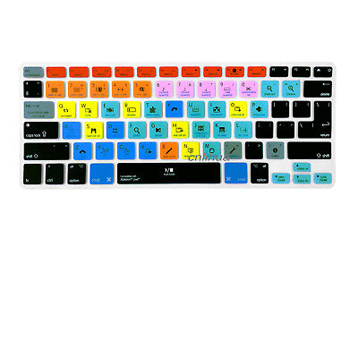 "for Ableton Live Shortcuts Keyboard Cover Skin for Macbook Air Pro 13"" 15"" 17"""