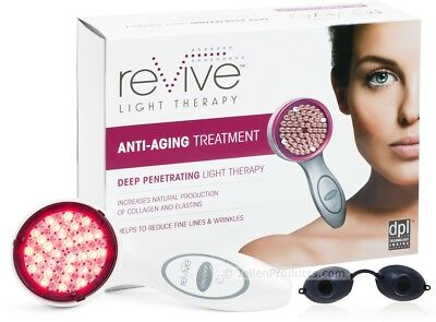 reVive™ Clinical Red and Infrared Light Therapy Device For Wrinkles