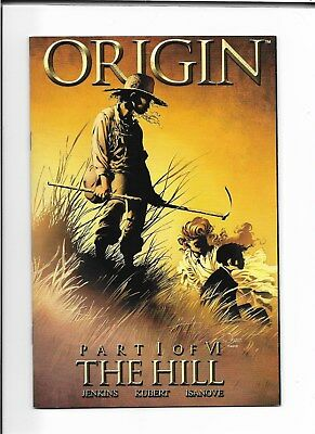 Origin # 1 The Hill Wolverine NM- Marvel