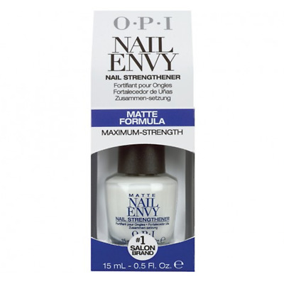 OPI Nail Envy Nail Strengthener in MATTE FORMULA - 15ml BOXED ***CLEARANCE***
