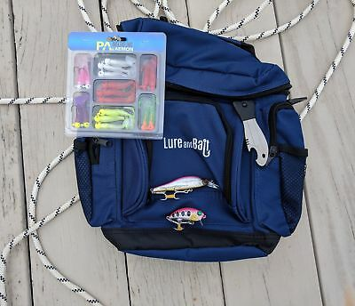 The Best Fishing Gift Pack Fishing Tackle Gear Terminal Kit
