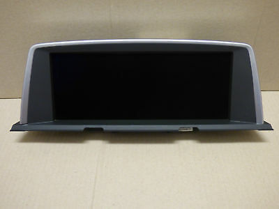 Original BMW 6er F06 F12 F13 NAVI DISPLAY Navigation Professional 9236721
