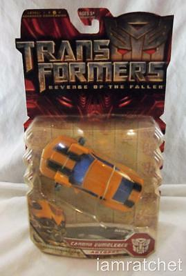 Transformers Movie ROTF Deluxe Cannon Bumblebee Figure MOSC