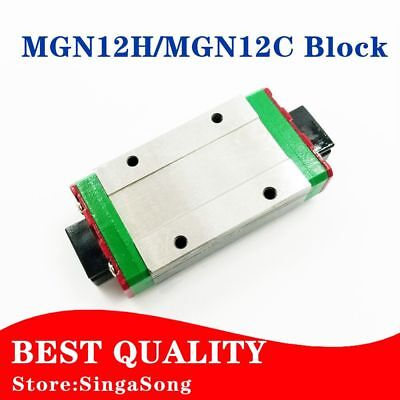 MGN12H MGN12C for linear bearing machine engraving diy xyz cnc guide MGN12 with