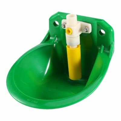 Automatic Drinker Waterer Cups Bowl For Cattle Sheep Pig Horses PigletsGreen