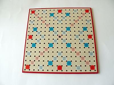 Game Board only - for Vintage Travel Scrabble Game - Replacement/Spare Part