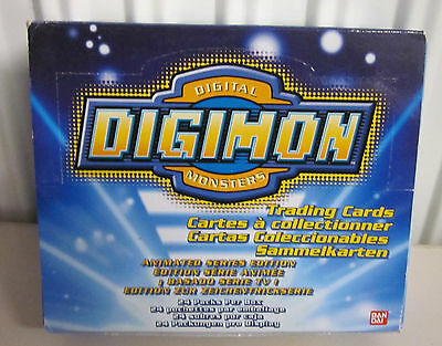 Digimon Tradingkarten Boosterpack Display 24 Booster