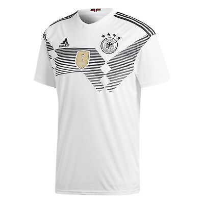 NEW Germany 2018 Men's Home Replica Football Jersey by adidas