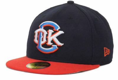 OKLAHOMA CITY DODGERS New Era Cities 59Fifty MiLB Fitted 5950 Cap Hat - 7 1  1f9bd0a05df2