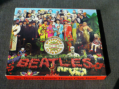 Sgt Peppers Lonely Hearts Club Band CD - The Beatles