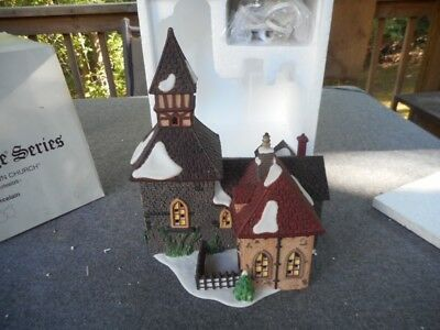 Dept 56 The Olde Camden Town Church Heritage Dickens Village Collection