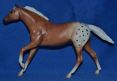 Breyer~Paddock Pal~1999-2000~Palomino Blanket Appaloosa Thoroughbred Stallion