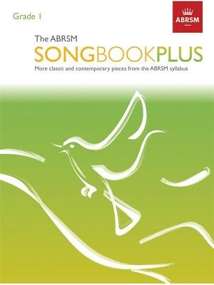 ABRSM Songbook Plus Grade 1 Learn to Play VOCALS CHORAL SINGERS VOICE MUSIC BOOK