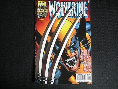 Wolverine #145 Silver Foil Error Variant White Bone Claws! Rare Only One Known!