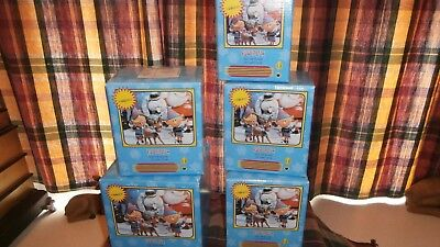 Enesco 5 Rudolph And The Island Of Misfit Toys  Figurines M.I.B.