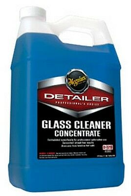 Detailer Glass Cleaner Concentrate, Gallon MGL-D12001 Brand New!