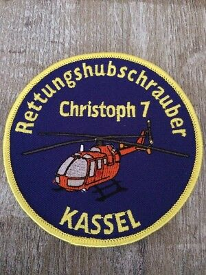 Christoph 7 Kassel Aufnäher Patch