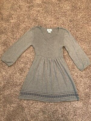 Oh Baby Maternity Sweater Dress By Motherhood Size Small S Gray