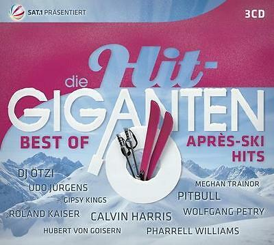 Die Hit Giganten Best of Apès Ski Hits von Various Artists (2014)