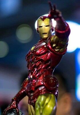XM Studios: Iron Man Classic 1/4 Scale Statue Marvel not Sideshow Collectibles
