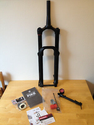 Rock Shox Pike RCT3 Solo Air 160mm, 27,5 zoll, Boost 10x110mm, Modell 2017